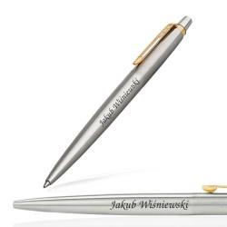 grawerowany długopis parker na wyjątkowy prezent