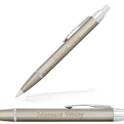 markowy długopis z grawerem na upominek