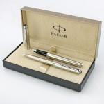 długopis i pióro w opakowaniu