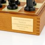 spersonalizowane szachy rzymskie