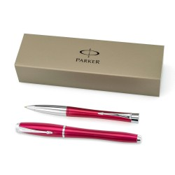 zestaw parker pióro długopis w etui