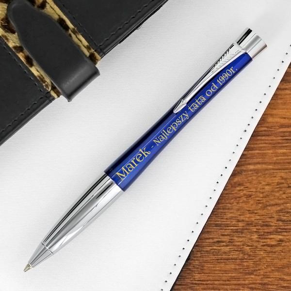 długopis parker z indywidualnym grawerem