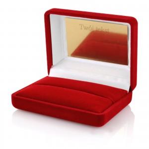 pudełko na biżuterię z dedykacją