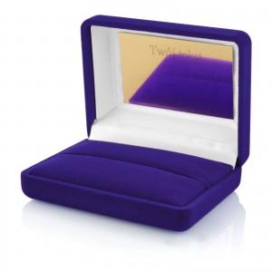 grawerowane pudełko biżuteryjne na prezent