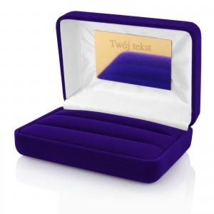 pudełko na prezent z grawerem