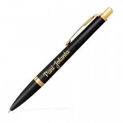 długopis parker z grawerem dla historyka