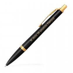 długopis z grawerem na prezent na 18 dla dziewczyny