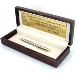długopis waterman w etui