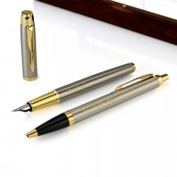 zestaw z grawerem dedykacji pióro i długopis