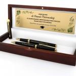 zestaw waterman pióro kulkowe i długopis z personalizacją