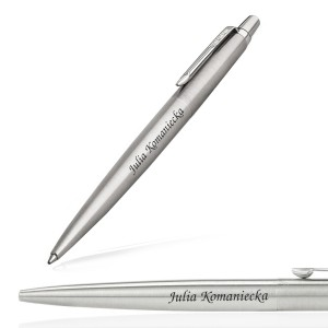 parker długopis z grawerem na wyjątkowy prezent