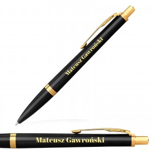 długopis na komunię z grawerem